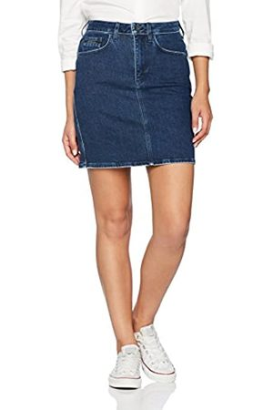 Calvin Klein Damen HR Knee Skirt Rock