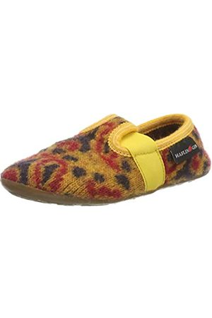 Haflinger Unisex-Kinder Everest-Slipper Josi Pantoffeln, (Mais 52)