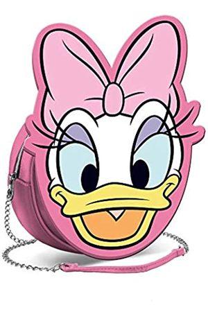 KARACTERMANIA Diseny Icons Daisy Duck-Wide Kette Schultertasche Umhängetasche