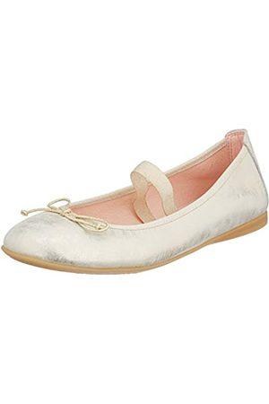 Pablosky Mädchen Geschlossene Ballerinas, (Dorado 339488)