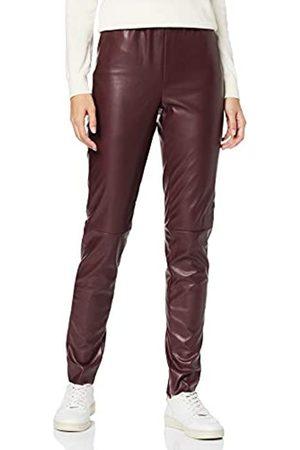 Mac Damen Leather Leggings