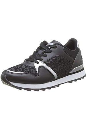 Maria Mare Mariamare Damen 62461 Sneakers, (NALI Negro/Plata C47613)
