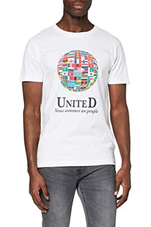Mister Tee Herren United World Tee T-Shirt