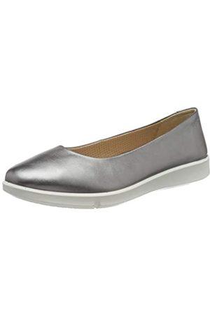 Legero Damen ACCUL Geschlossene Ballerinas, (Metallic Silver (Silver) 95)