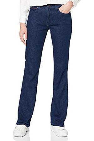 Tommy Hilfiger Damen Maddie Mr Bootcut Tnddk Straight Jeans