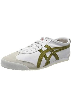 Onitsuka Tiger Herren Mexico 66 Sneaker, (White 1183a013-100)