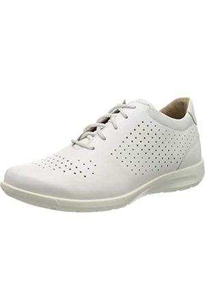 Jomos Damen Sprint Sneaker, (Offwhite-Rosé 107-1010)