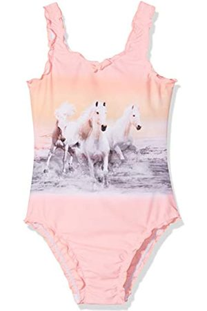 Sanetta Mädchen Swimsuit Badeanzug