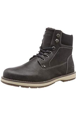 TOM TAILOR Herren 585100430 Klassische Stiefel, (Coal 00013)