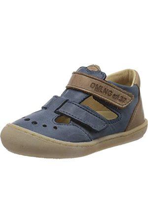 Däumling Unisex Baby Sven Sneaker, (Chalk Jeans 42 42)