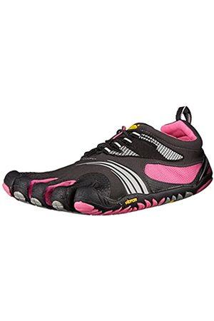 Vibram Five Fingers Vibram FiveFingers Damen KMD Sport LS Outdoor Fitnessschuhe, Mehrfarbig (Grey/Black/pink)