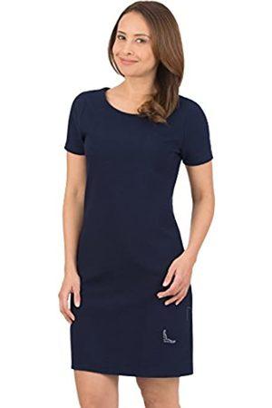 Trigema Damen 576811118 Lässiges Business-Kleid