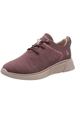 Hush Puppies Damen Makenna Lace Up Sneaker, Pink (Cordovan Heather Pink)
