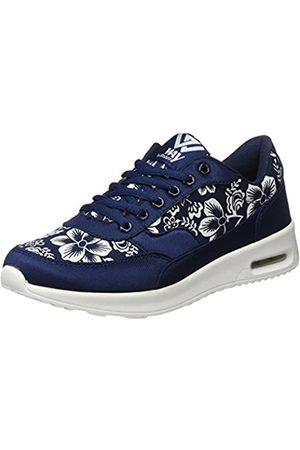 Beppi Damen Casual Shoe Fitnessschuhe, (Navy Blue Navy Blue)