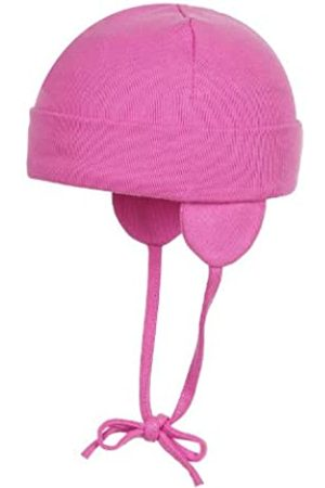 Döll Unisex Baby Bindemütze Jersey Mütze