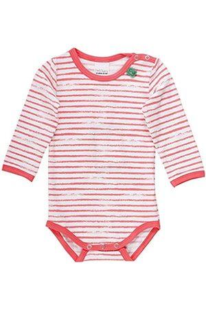 Green Cotton Baby-Mädchen Ocean Stripe Formender Body