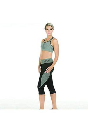 MAGIC Bodyfashion Damen Active Crop Pants Sport Leggings