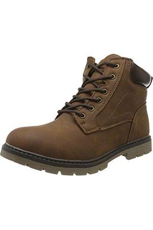 Urban classics Unisex-Erwachsene Basic Chukka Boots, (Darkbrown 02266)