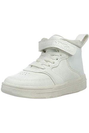 Primigi Unisex Baby PIL 44635 Sneaker, (Bianco 4463500)