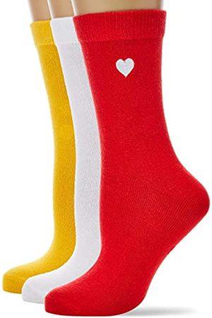 Urban classics Unisex Heart 3-Pack Socken