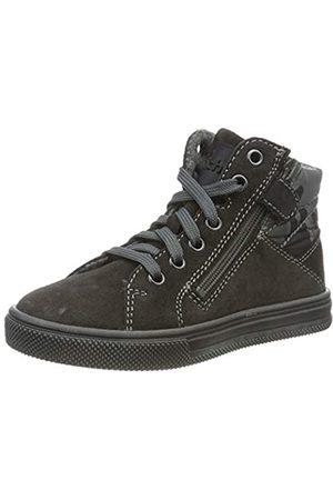 Richter Kinderschuhe Jungen Ola Hohe Sneaker, (Steel 6501)