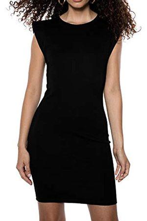 Ivyrevel Damen Shoulder Pad Mini Dress Kleid