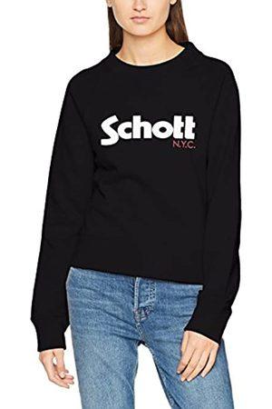 Schott NYC Damen SWGINGER1W Sweatshirt