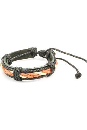cored SurferarmbandLederarmband(Größenverstellbar)Q408