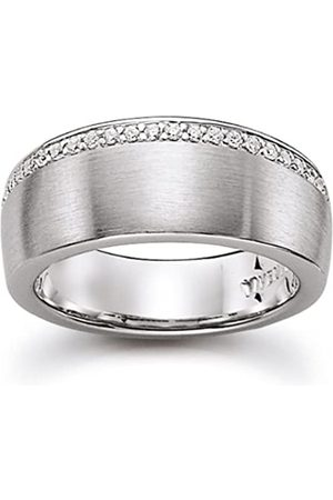 Viventy Damen-Ring 925 Sterling Silber Gr. 52 (16.6) 763251/52