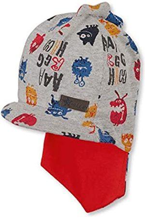 Sterntaler Piratentuch für Jungen mit Schirm und Nackenschutz, Alter: ab 12-18 Monate, Größe: 49