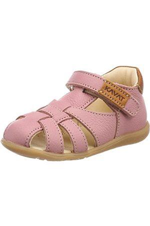 Kavat Baby Mädchen Rullsand Sandalen, Pink (Pink/979)