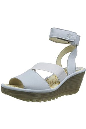 Fly London Damen Yode126fly Sandalen, (Sky Blue 005)