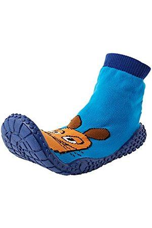 Playshoes DIE MAUS Aqua-Socke Badeschuhe DIE MAUS 174812, Jungen Aqua Schuhe, (original 900)