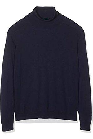 Benetton Herren Basico 1 Man Langarmshirt