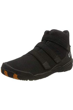 Jack Wolfskin Unisex-Kinder Jungle Gym 2 Texapore VC MID K Hohe Sneaker, (Black/Espresso 6067)