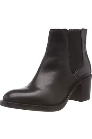 Clarks Damen Mascarpone Bay Schlupfstiefel, (Black Leather)