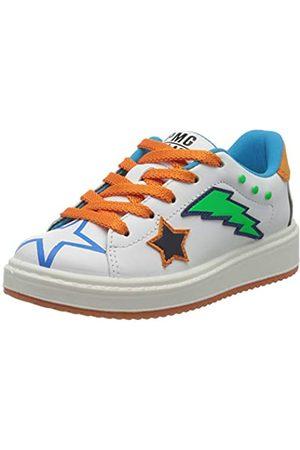 Primigi Jungen Scarpa Bambino Sneaker, (Bianco 5375411)