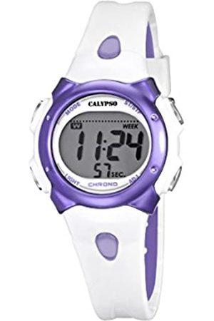 Calypso Uhren - Unisex-Armbanduhr Digital Quarz Plastik K5609/2
