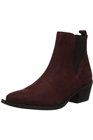 Fly London Damen INEP496FLY Stiefeletten, (Berry 002)