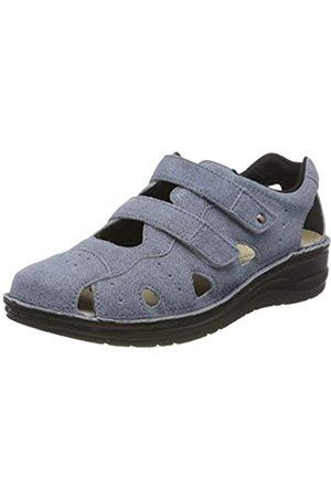 Berkemann Damen Larena Sneaker, (Jeansblau 346)