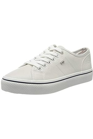 TOM TAILOR Damen 8095202 Sneaker, (Egg 02632)