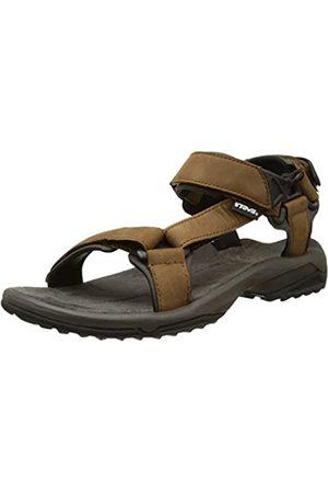 Teva Terra Fi Lite Leather M's, Herren Sandalen, Trekking- und Wanderschuhe, (Brown)
