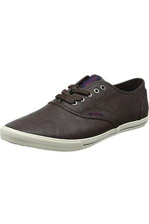 Jack & Jones Herren JFWSPIDER PU Sneaker Low-Top, (Java)