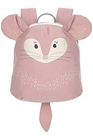 LÄSSIG Kinderrucksack für Kita Kindertasche Krippenrucksack mit Brustgurt/Tiny Backpack, About Friends Chinchilla, 24 cm, 3