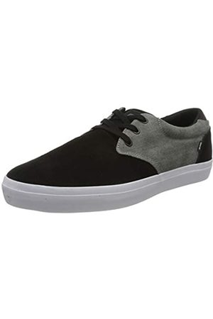 Globe Herren Winslow Skateboardschuhe, (Black/Charcoal/White 10094)