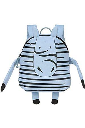 LÄSSIG Kinderrucksack Kindergarten mit Brustgurt ab 3 Jahre/Backpack About Friends, Kaya Zebra, 28 cm, 3