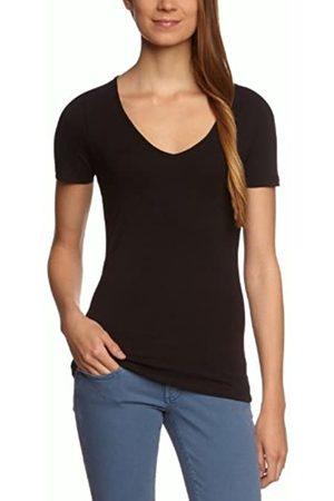 Garage Damen T-Shirt Slim Fit 702 - T-shirt V-neck bodyfit