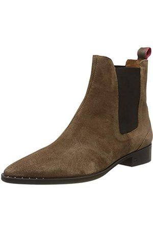 SCOTCH & SODA FOOTWEAR Damen Opal Chelsea Boots, (Mud Brown S461)