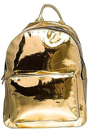 Urban classics Midi Metallic Backpack Rucksack, 28 cm