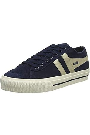 Gola Damen Quota II Mirror Sneaker, (Navy/ EY)